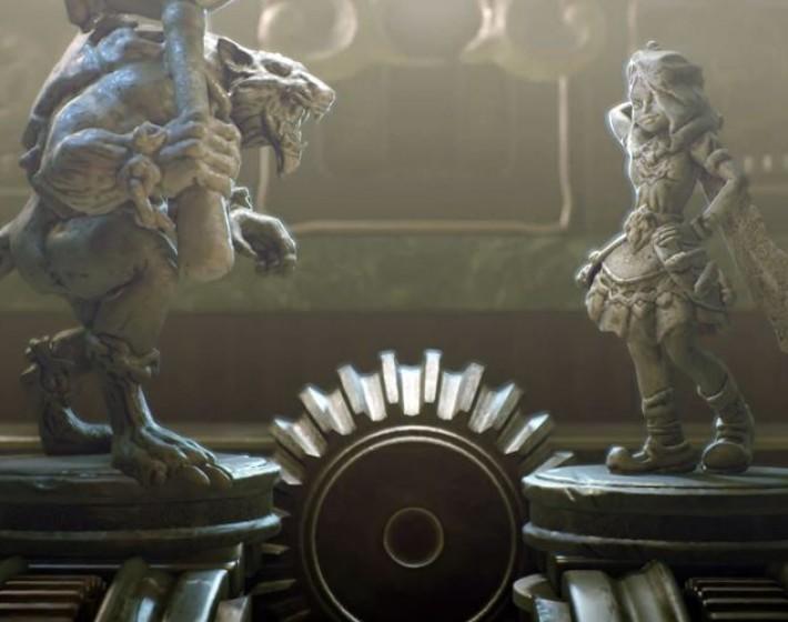 Crytek anuncia Arena of Fate, um MOBA que mistura fantasia e história