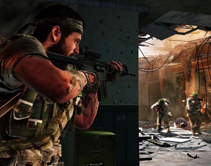 Sledgehammer poderia ressuscitar Call of Duty em terceira pessoa
