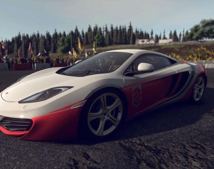 Novo gameplay de DriveClub mostra carros em zona rural canadense