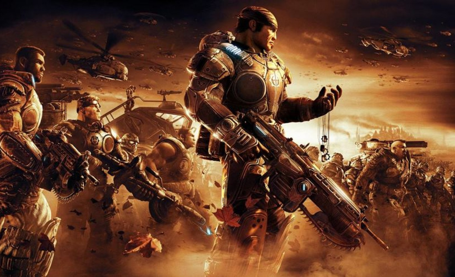 Novo Gears of War ainda vai demorar para ficar pronto