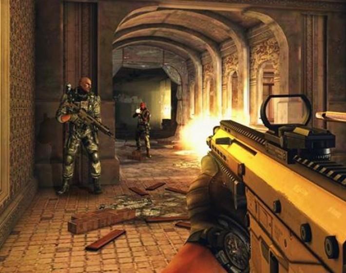 Gameloft dá detalhes sobre o multiplayer de Modern Combat: Blackout