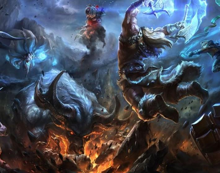 Jogadores de League of Legends têm direito a bolsas de estudo