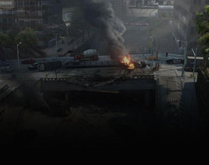 A guerra do novo Battlefield deve ser entre polícia e bandido