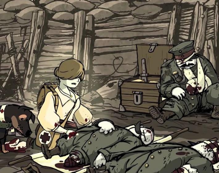 Valiant Hearts: The Great War é o novo game autoral da Ubisoft