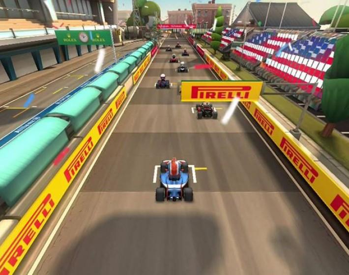 F1 Race Stars é lançado gratuitamente para iOS