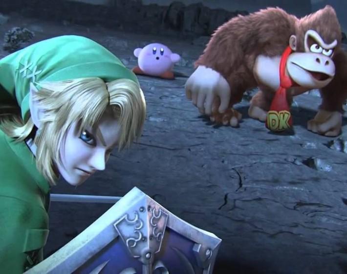 Confira a demo de Super Smash Bros. com o NGP
