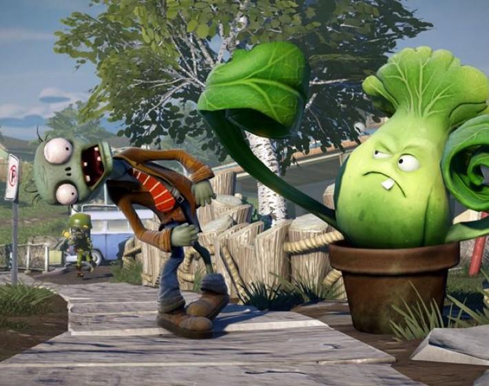 Plants Vs. Zombies: Garden Warfare pode sair para PlayStation