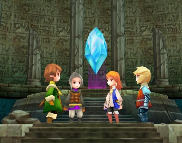 Final Fantasy 3 está chegando aos PCs