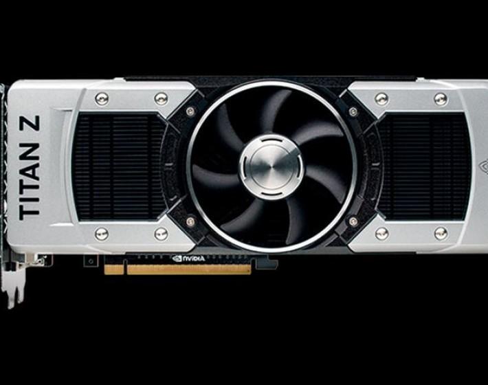 NVIDIA lança a caríssima GeForce Titan Z