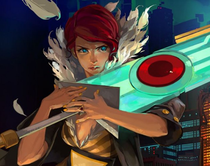 Gameplay: a fábula digital de Transistor