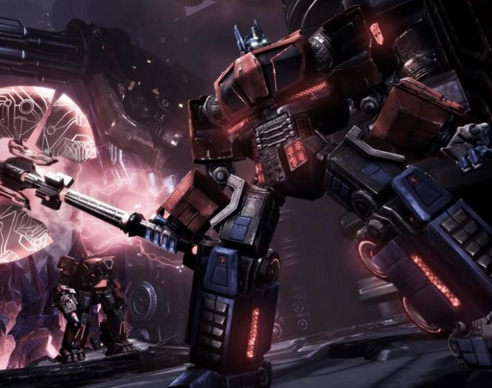 Transformers: Rise of the Dark Spark ganha novo trailer