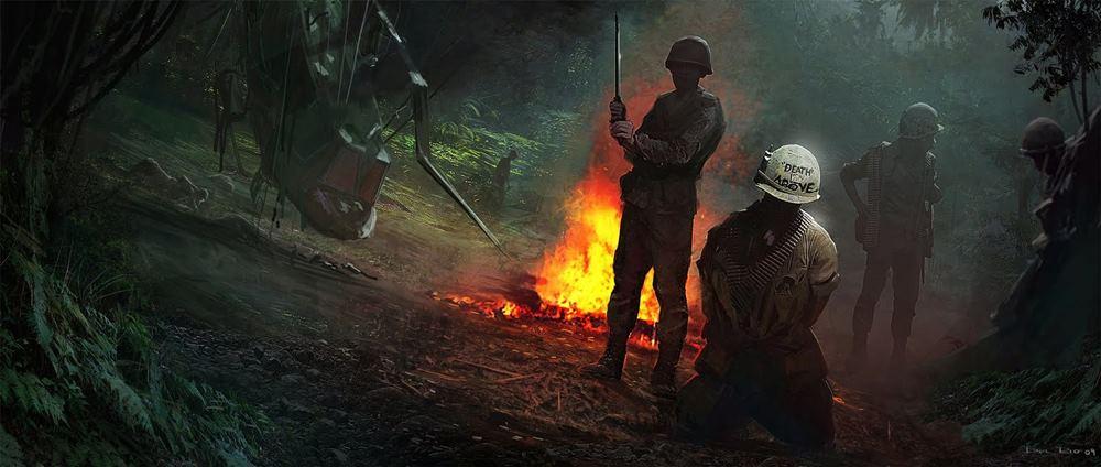 Imagens mostram como seria um Call of Duty no Vietnã
