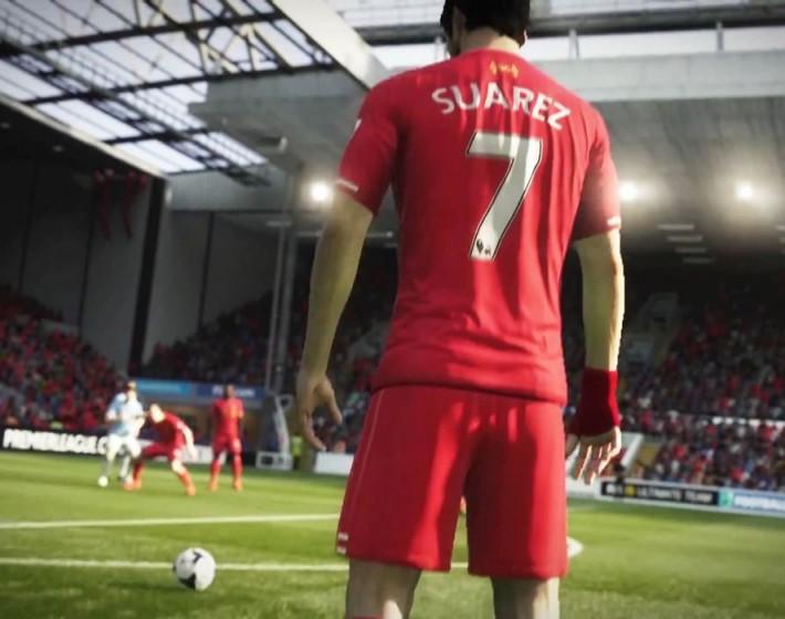 Com teaser, EA revela FIFA 15 para PC e consoles
