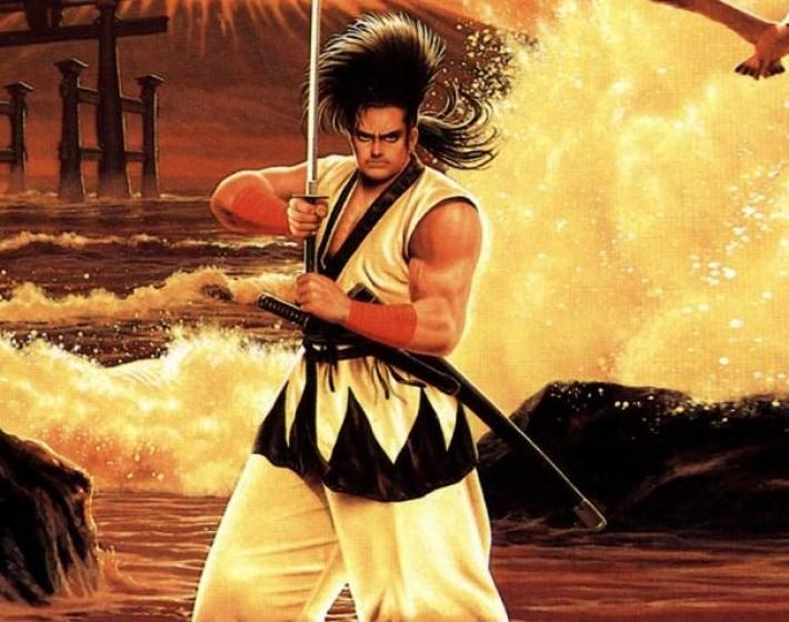 Samurais, ninjas, gordos e um inglês péssimo