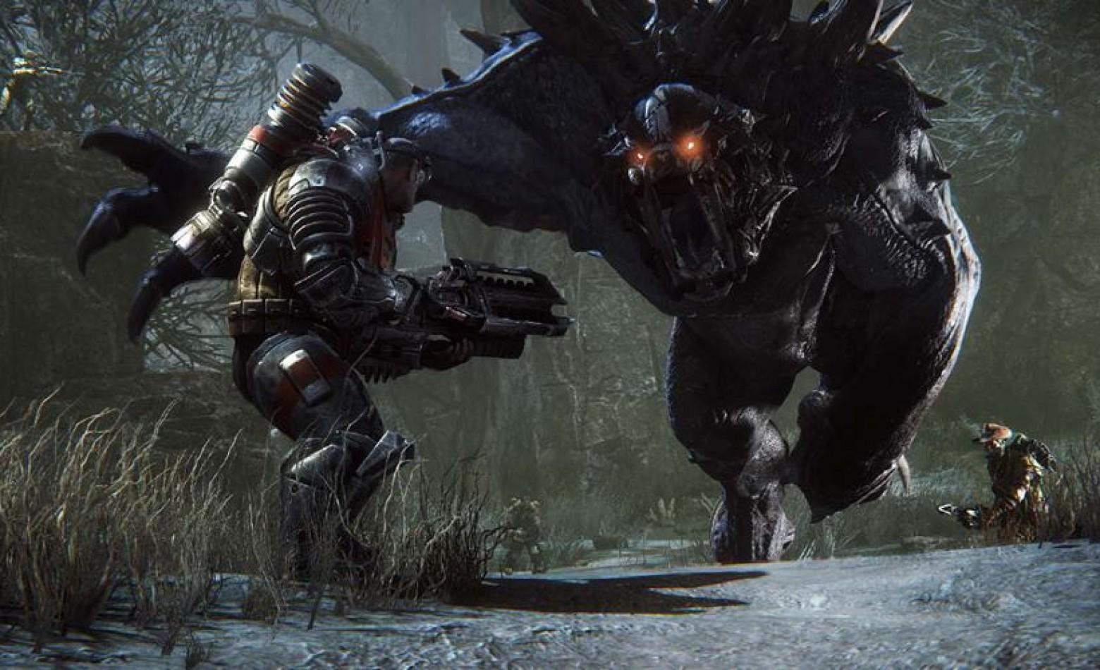 Alpha de Evolve é adiado no PlayStation 4