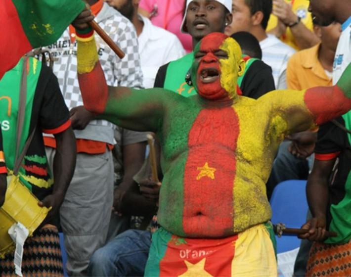 O goleiro é o cara em Brasil X Camarões