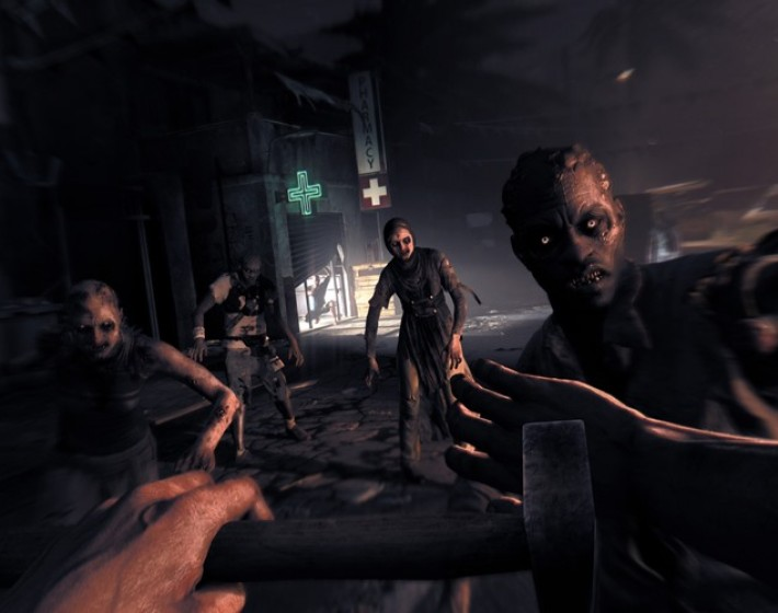 Gameplay: vamos fugir dos zumbis em Dying Light