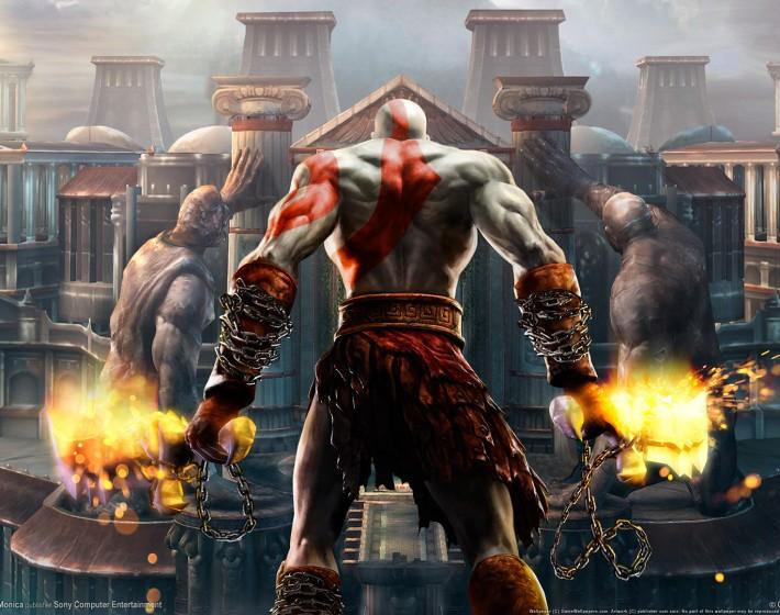Sony confirma desenvolvimento de um novo God of War