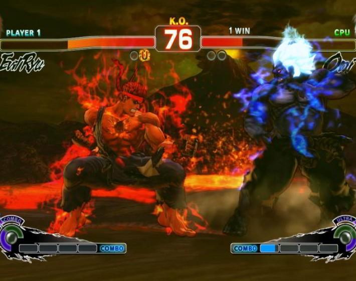 Nova atualização de Ultra Street Fighter 4 faz com que o jogo não rode