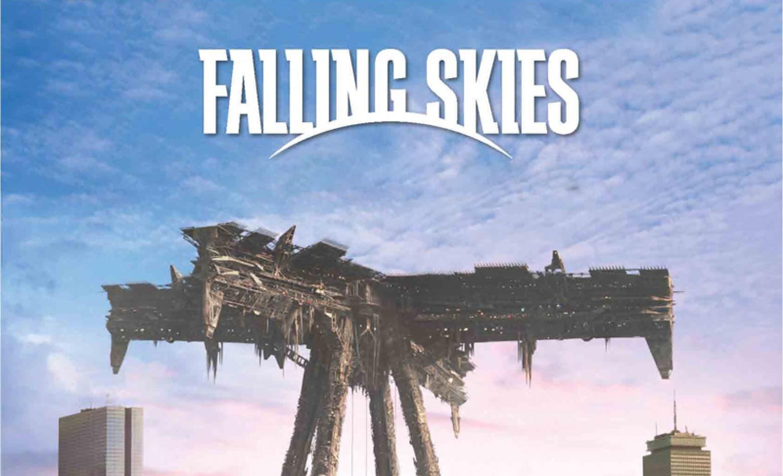 O jogo baseado na série Falling Skies está chegando