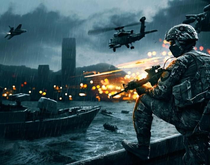Battlefield 4 recebe mais uma grande atualização