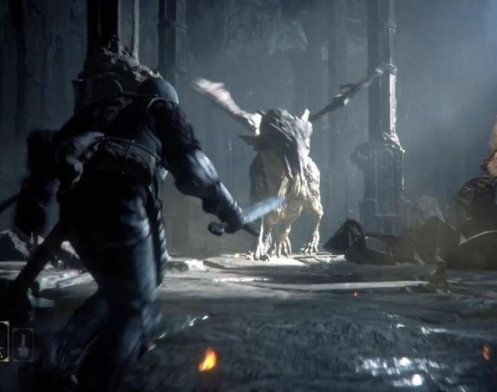 Capcom libera novo trailer de Deep Down