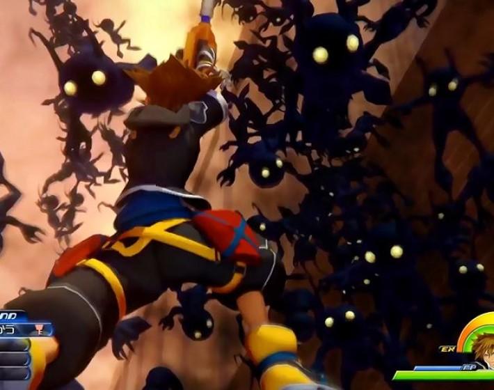 Diretor ainda está escrevendo enredo e escolhendo os mundos de Kingdom Hearts 3
