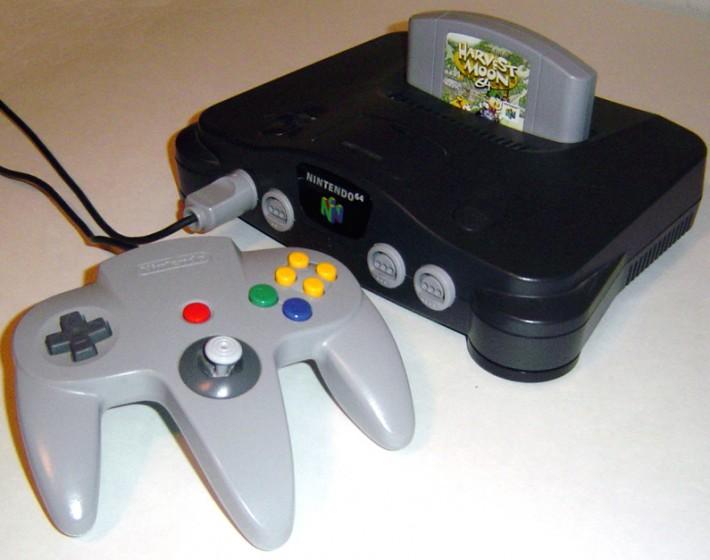 Jogos de Nintendo 64 estão chegando ao Wii U