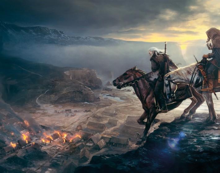 Lançamento de The Witcher 3 exibe valorização do mercado nacional
