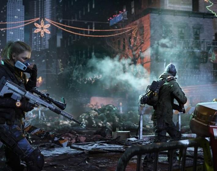 Ubisoft apresenta o modo multiplayer de The Division