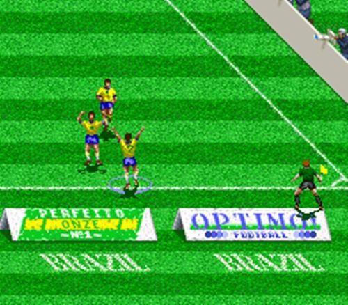 Brasil garante o terceiro lugar em International Superstar Soccer