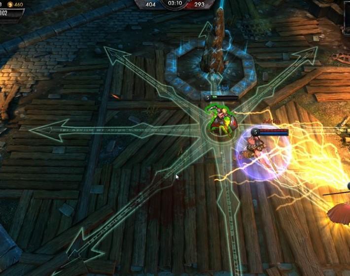 Desenvolvedora abre inscrições para Beta de The Witcher Battle Arena