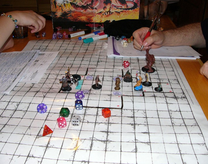 Da mesa para a tela: Os RPGs de papel e lápis que viraram bons jogos