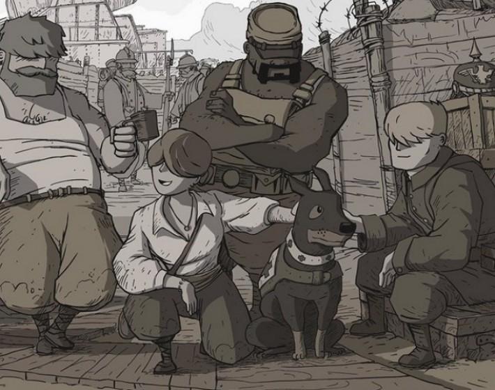 Quatro dramas, uma guerra