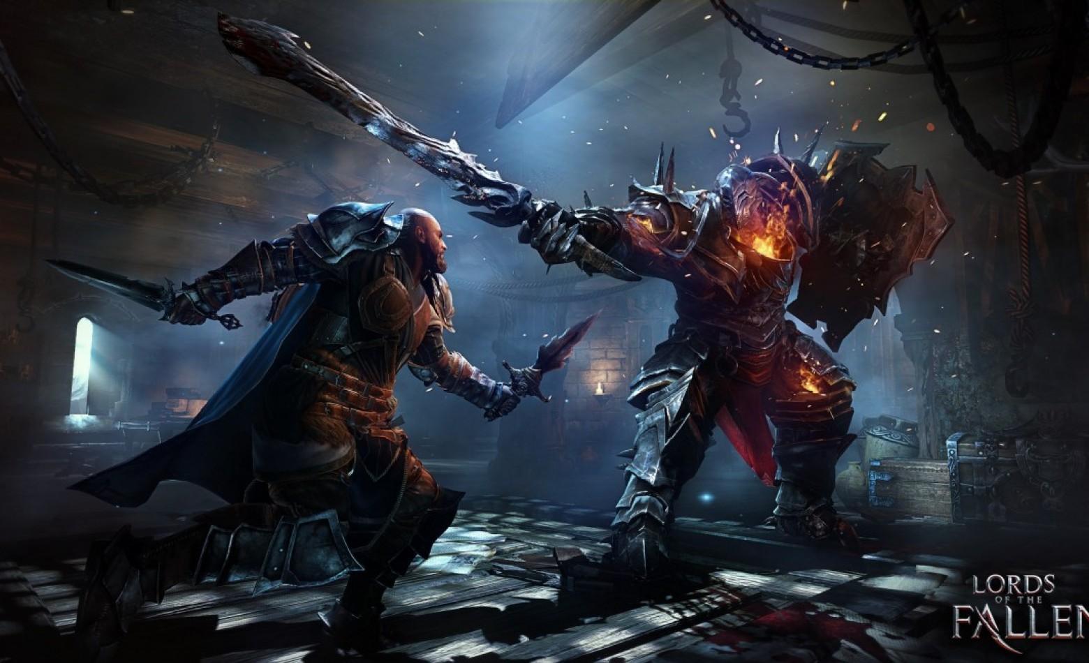 Estúdio confirma produção de Lords of the Fallen 2