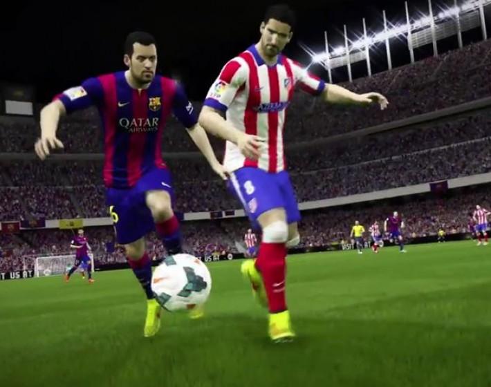 FIFA 15 promete ter a melhor jogabilidade da série