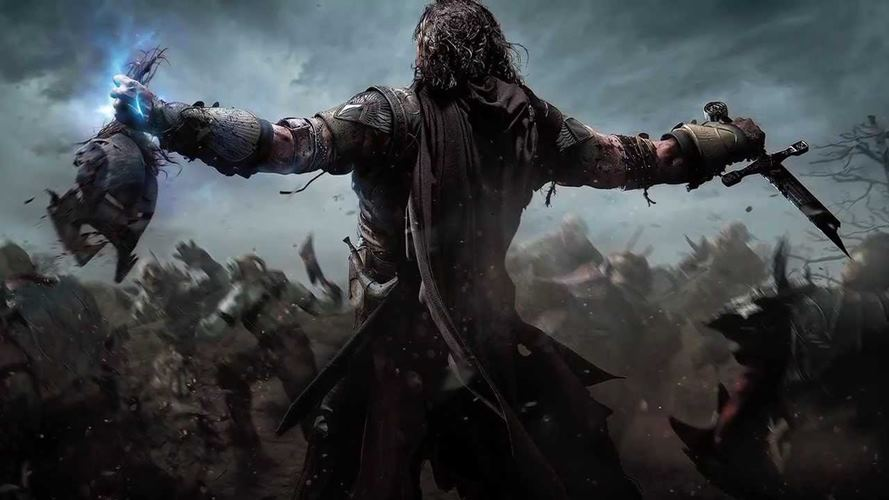 Making of explora a história de Shadow of Mordor