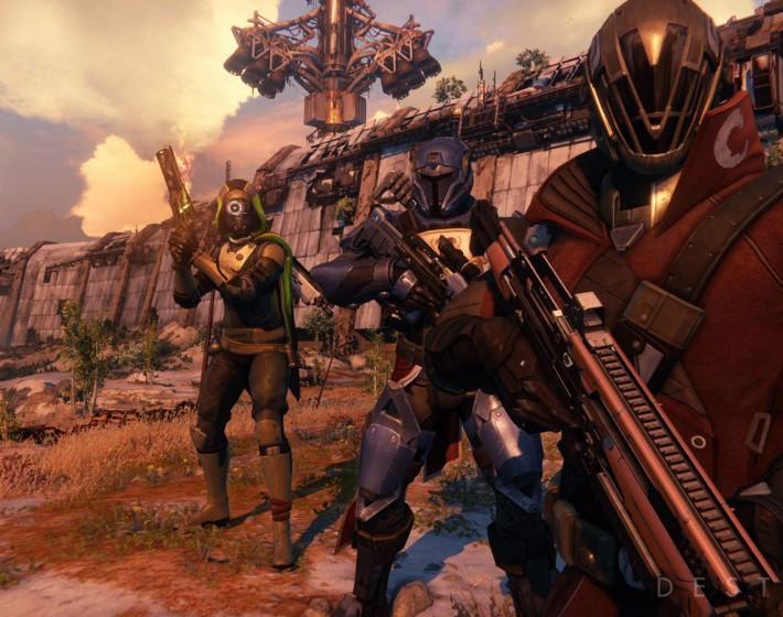 Activision diz estar trabalhando em Destiny 2