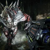 Alpha de Evolve é liberado no PS4