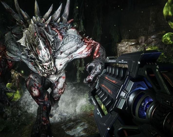 Agora sim: confira nosso único gameplay de Evolve