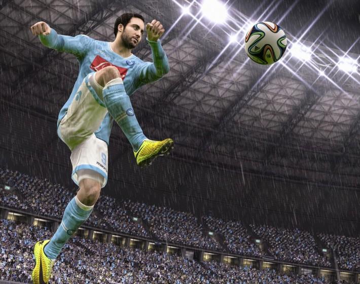 FIFA 15 será o mais realista da série, diz EA