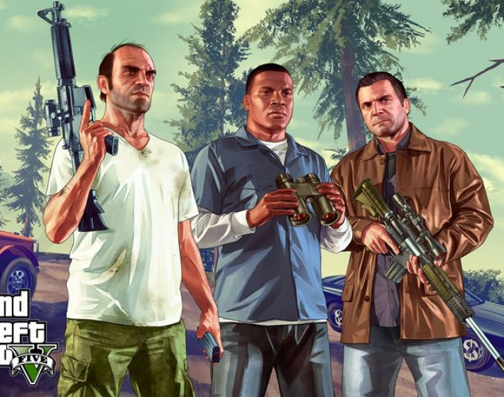 Gameplay: GTA 5, Viva Los Santos!