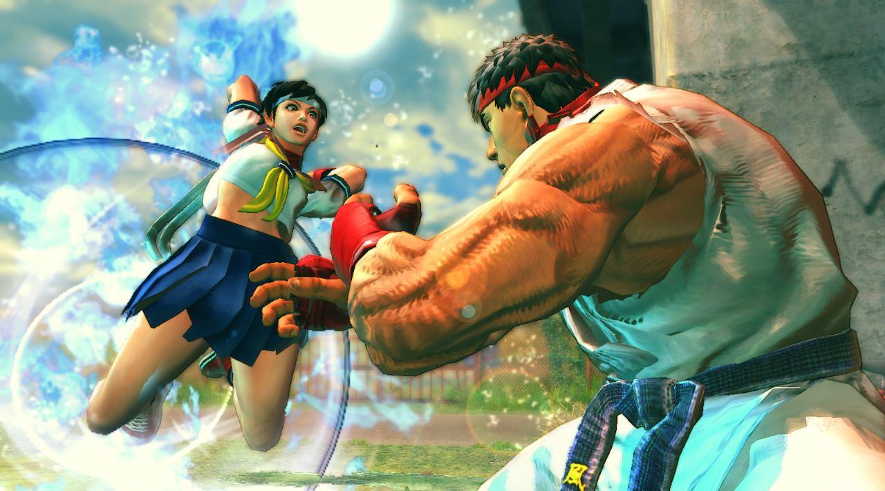 Super Street Fighter IV fecha o ano de gameplays do NGP