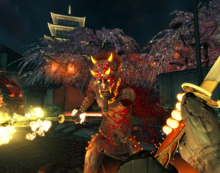Remake do clássico Shadow Warrior chegará ao PS4 e ao Xbox One