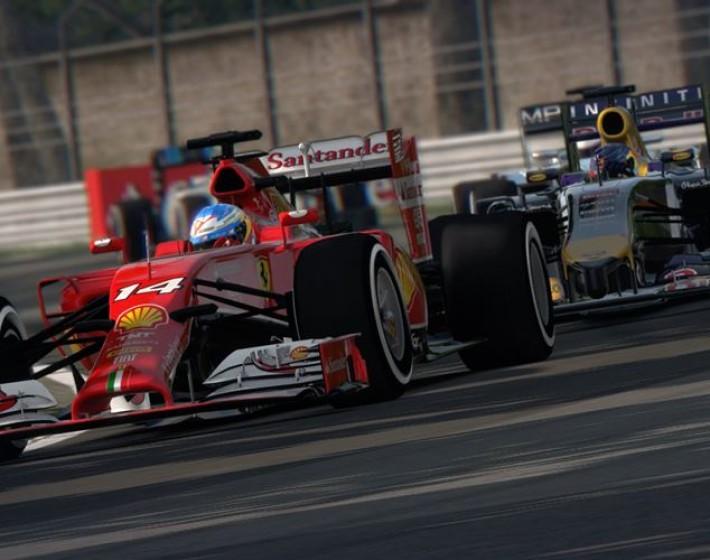 Venha conhecer F1 2014 com o NGP