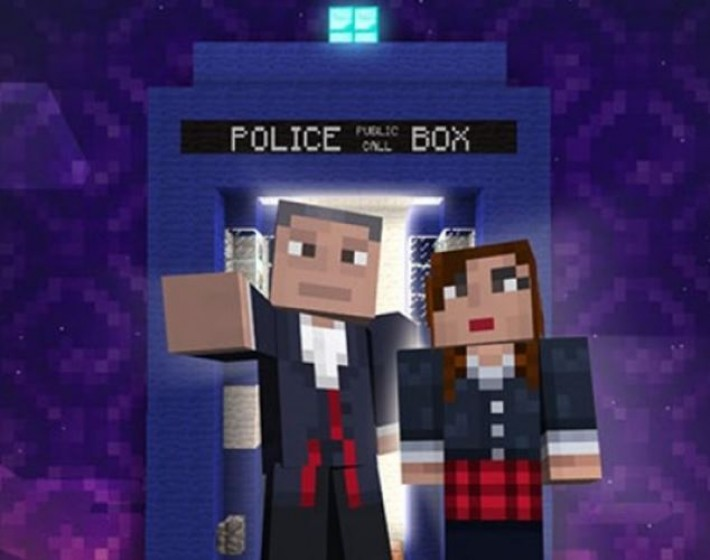 Minecraft terá DLC de Doctor Who no Xbox 360