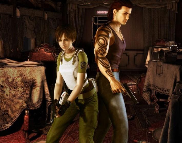 Resident Evil Zero será relançado em 2016