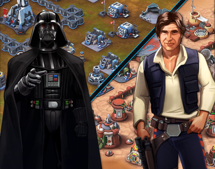 Star Wars: Commander é o novo game da saga para iOS
