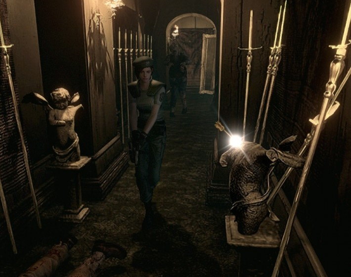 Capcom não explica ausência de Resident Evil Remake no Wii U