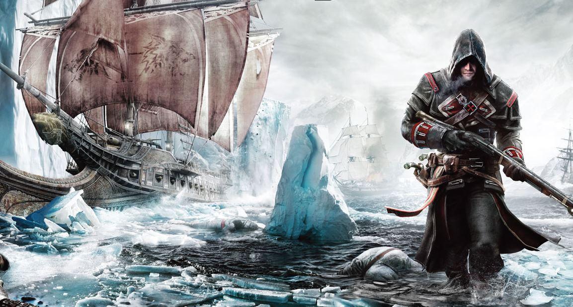 Ubisoft confirma lançamento de Assassin's Creed Rogue